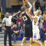 Hounds pull away late, down Eagles