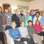 Garden Club hosts guests from Old Salem