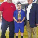 Gammons wins state, regional titles