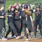 Lady Cards take command