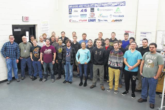 Mechatronics Classes Growing At Scc Mt Airy News
