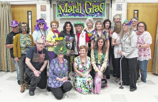 Holy Angels Catholic Church brings Mardi Gras to Mount Airy
