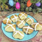One a penny, two a penny, hot cross buns
