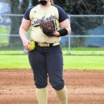 Lady Eagles sweep twinbill
