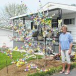 Egg tree sighting in Mount Airy