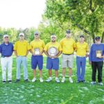 Knights win Region X golf title