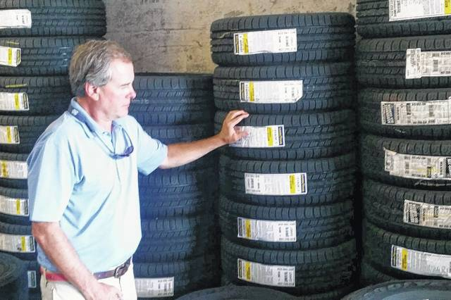 Mount Airy Tire >> Bray's halting retail service | Mt. Airy News