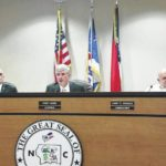 New county budget passes 3-2