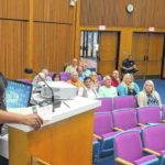 City's taking of TDA money protested