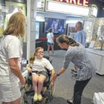 Andy Mayberry first to see 'new' museum