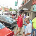 Vets honored at city cruise-in