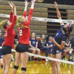 Volley teams earn academic honors
