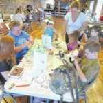 Museum features fun with fossils