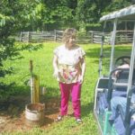 Horne Creek displays 'Then and Now'