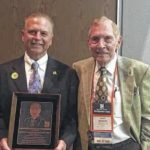 Mark Rogers inducted into Hall of Fame
