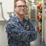 City native serves at Pearl Harbor