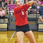 Strong serving helps Cards sweep Eagles