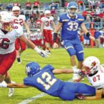 Greyhounds battle to defeat East Surry