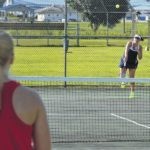 Lady Bears win home debut
