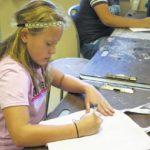 SCC hosts art camp for kids