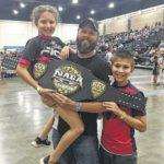 Pyles wins jiu-jitsu gold medal