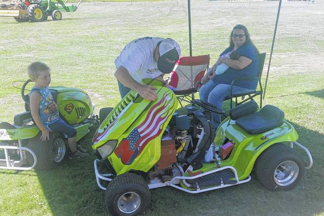 Lawnmower Racing Gains Momentum Mt Airy News