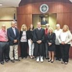 New Guardians ad Litem are sworn in