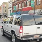 Stoplight removal sought downtown