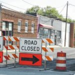 Reopening of Pine Street delayed