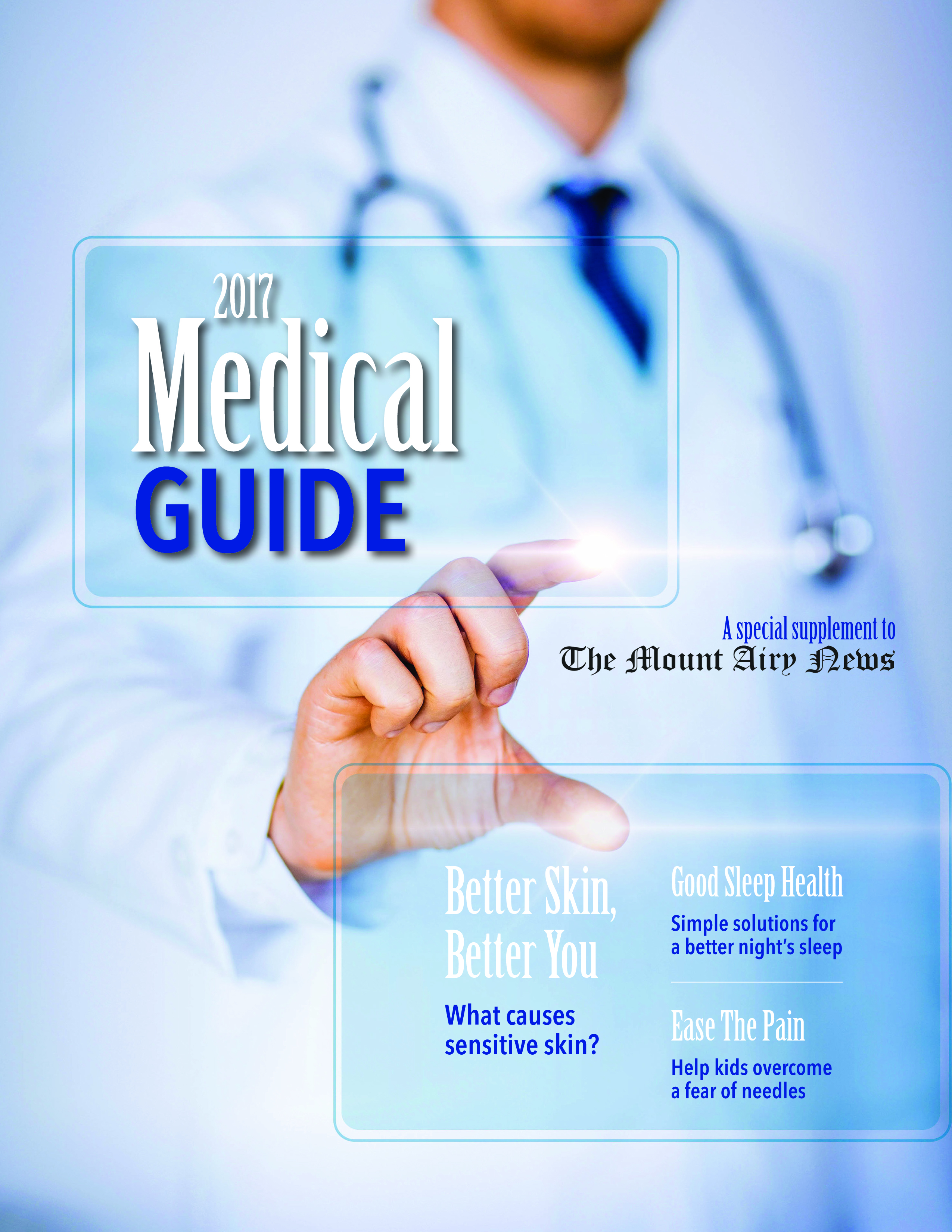 2017 Mount Airy Medical Guide