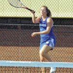 Lady Eagles blank Lady Hounds, 9-0