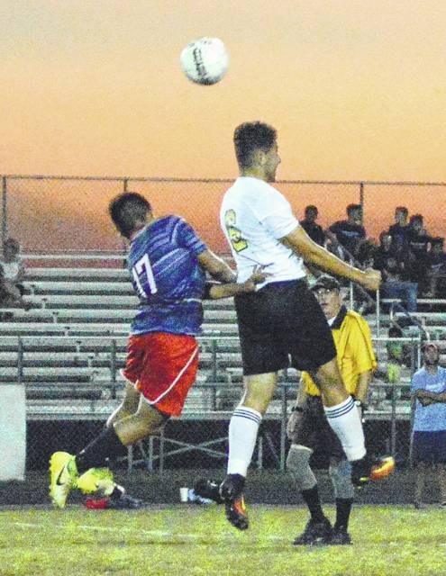 Eagles Fall To Falcons In Shootout Mt Airy News