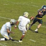 Eagles falter late, fall to Wilkes Central