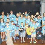 SCC holds children's music camp