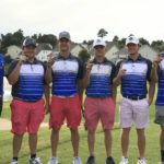 SCC Knights dominate golf match