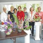 Garden club hosts flower show expert