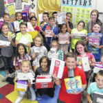 Franklin fourth-graders help storm victims