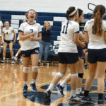 Lady Bears sweep Union in first round