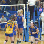 Lady Hounds tested, but march on