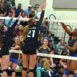 Lady Hounds fall in West final