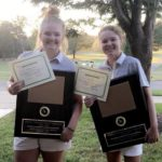 Lady Eagles take Western Piedmont golf tournament