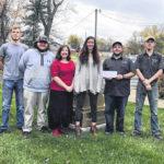 Machining Club donates to children's center