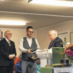 Maple Grove UMC honors Driggers
