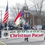 Dobson plans tree lighting, parade