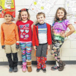 Franklin students dress up for Spirit Week