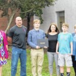 Credit union awards scholarships to two