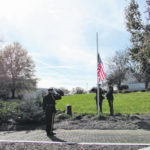 Parade and program honors veterans