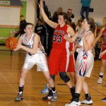 Lady Patriots just short vs. undefeated Forsyth