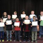 Jones students compete in spelling bee