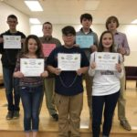 Mount Airy Middle holds spelling bee